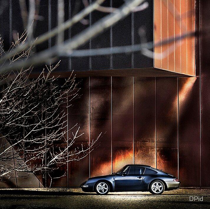 Porsche 993 C4 by DPid