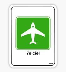 7e ciel Sticker