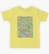 Colorful Noodles Kids Tee