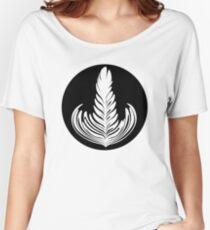 Rosetta (cercle noir series) Women's Relaxed Fit T-Shirt