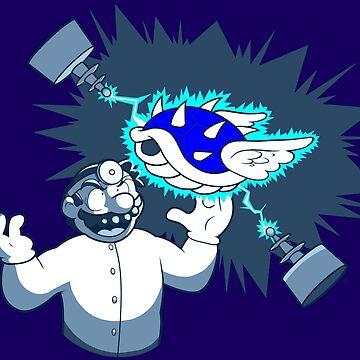 The Mad Scientist by BlazeHedgehog
