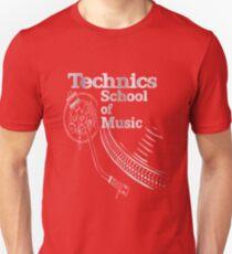 technics school of music Unisex T-Shirt