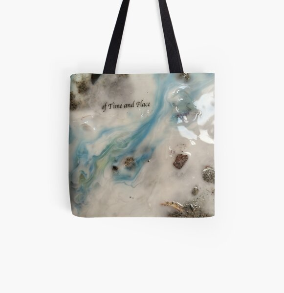 Of time and Place All Over Print Tote Bag