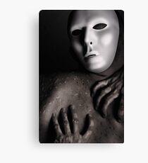 Scar Tissue Canvas Print