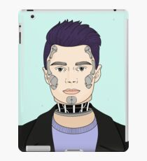 CYBERWORLD iPad Case/Skin