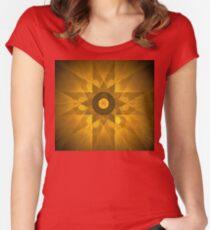 Bronze Star Women's Fitted Scoop T-Shirt