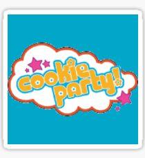 Cookie Party (Sarah Silverman Program) Sticker