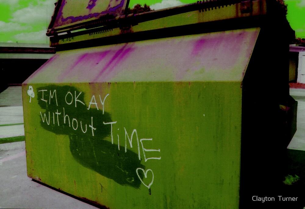 """""""Back Alley Wisdom 2"""" by Clayton  Turner"""