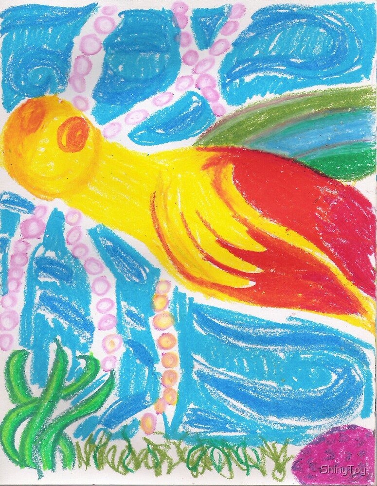 FishyBird by ShinyToy
