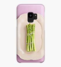 Fresh green asparagus Case/Skin for Samsung Galaxy