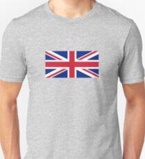 United Kingdom Flag - Union Jack T-Shirt T-Shirt