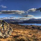 Pap  of Glencoul by Alexander Mcrobbie-Munro