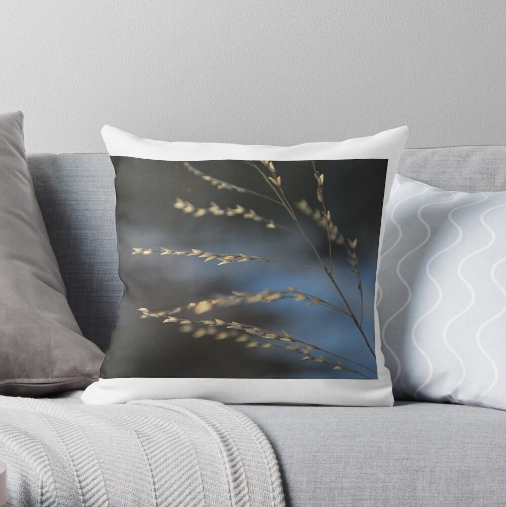 Simple season  Throw Pillow