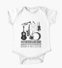 Weapons Of Mass Creation - Music Kids Clothes