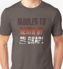 Nibbled To Death By An Okapi Unisex T-Shirt