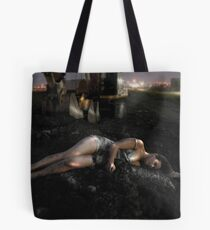 The Quiet Earth Tote Bag