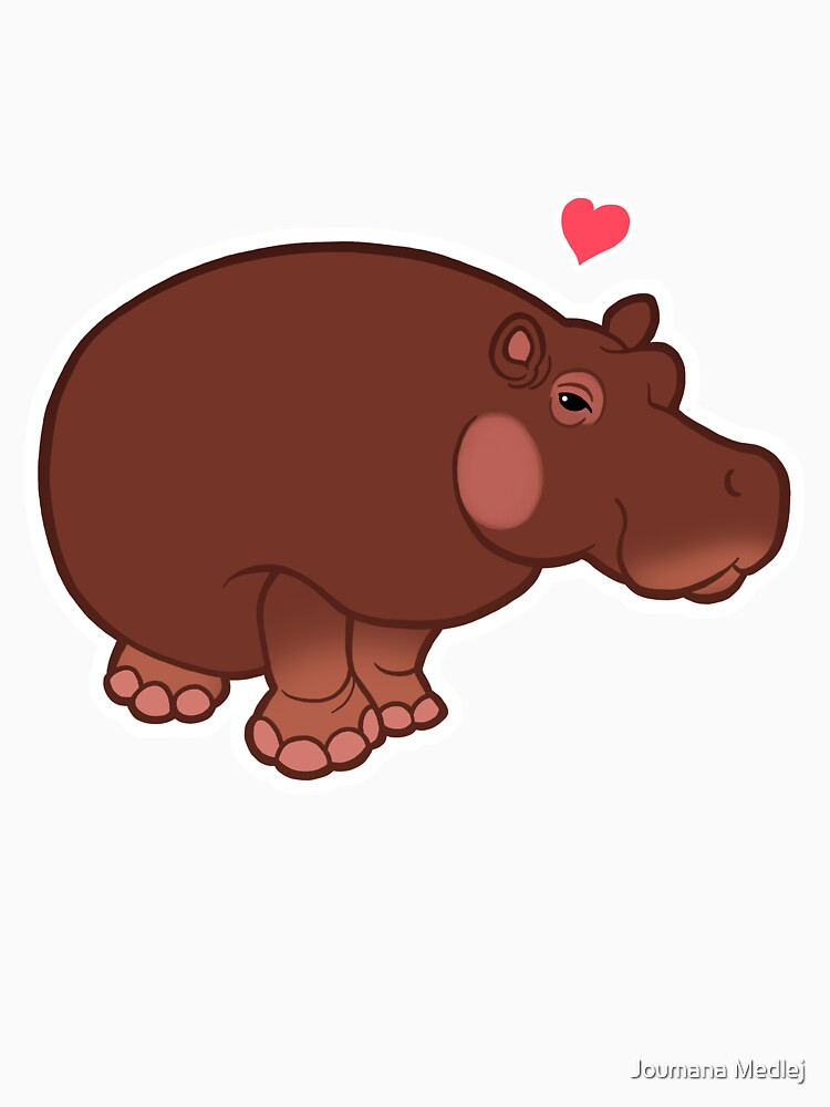 Hippo Love by Cedarseed