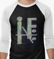 If Men's Baseball ¾ T-Shirt