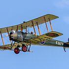 Avro 504K E3273 G-ADEV by Colin Smedley
