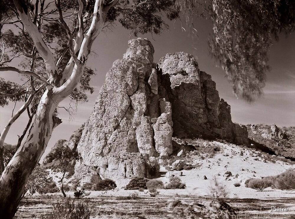 Mount Arapiles by Pierre