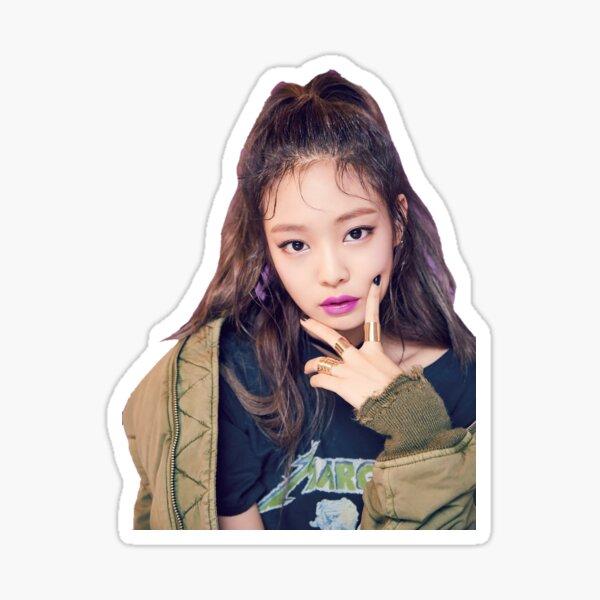 Jennie  Sticker