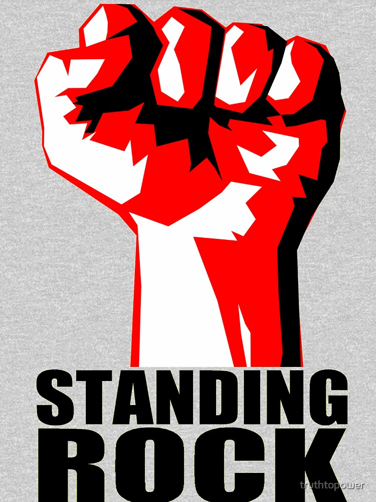 STANDING ROCK by truthtopower