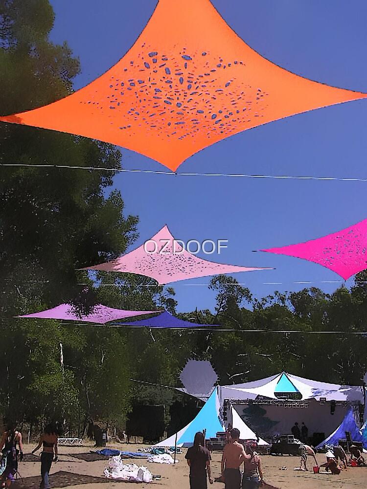 RAINBOW SERPENT FESTIVAL '04 by OZDOOF