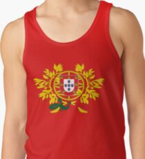 Portugal National Deluxe Game Design Tank Top