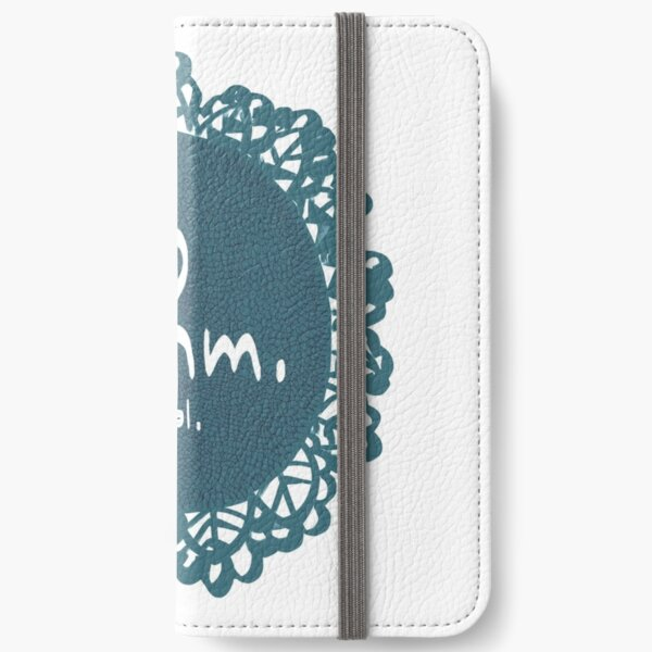Mhm. iPhone Wallet