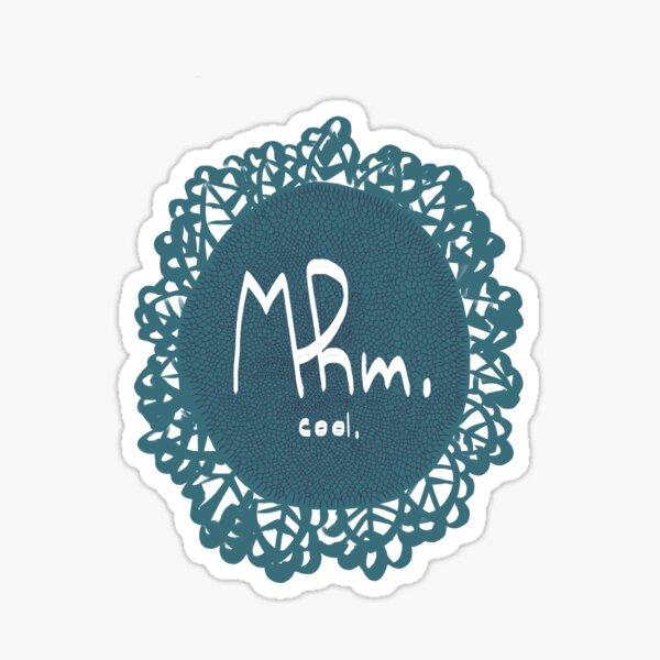 Mhm. Sticker