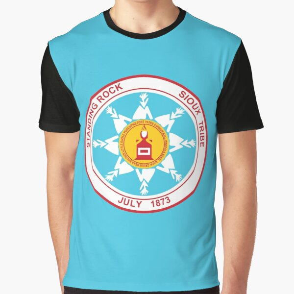 STANDING ROCK SIOUX TRIBE Graphic T-Shirt