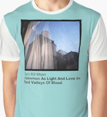 Sun Kil Moon - Common As Light And Love Are Red Valleys Of Blood Graphic T-Shirt