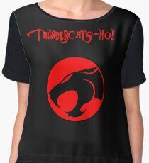 Thundercats-Ho! Chiffon Top