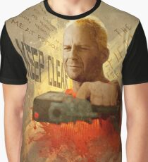 5th Element - Korben Dallas Graphic T-Shirt