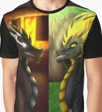 Scary Monsters and Nice Sprites Graphic T-Shirt
