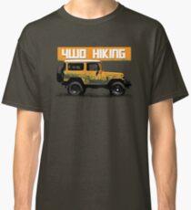 4wd Hiking FJ Classic T-Shirt