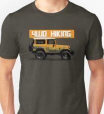 4wd Hiking FJ Unisex T-Shirt