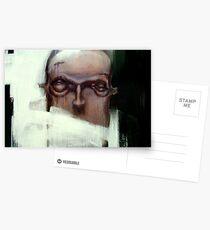 'unspoken' Postcards
