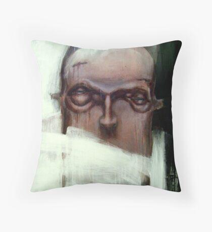 'unspoken' Throw Pillow
