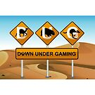 Down Under Gaming by Jay Williams