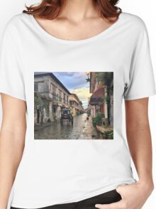 Cobblestone Old City Women's Relaxed Fit T-Shirt