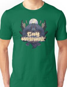 gay werewolf Unisex T-Shirt