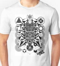 Kabbalah Tree of Life & Correspondences Unisex T-Shirt