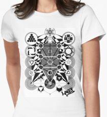 Kabbalah Tree of Life & Correspondences T-Shirt