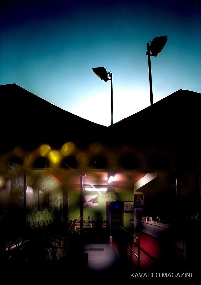 CAFE NIGHTS by KAVAHLO MAGAZiNE