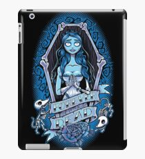 Forever Dead iPad Case/Skin