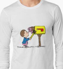 Stranger Things – Peanuts Long Sleeve T-Shirt