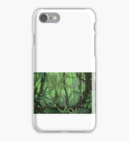Dense Jungle iPhone Case/Skin
