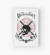 Necromancy - D&D Magic School Series : Black Hardcover Journal