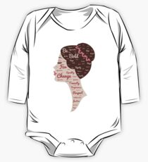 Be Bold for Change - International women's Day 2017 - March 8 Kids Clothes